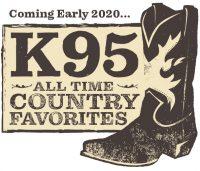 K95 Country logo