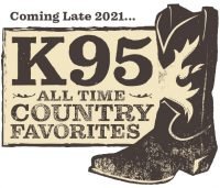 K95 Country logo